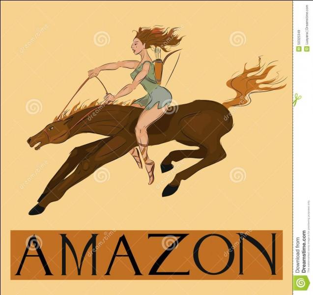 Que faisaient les Amazones pour mieux tirer à l'arc ?