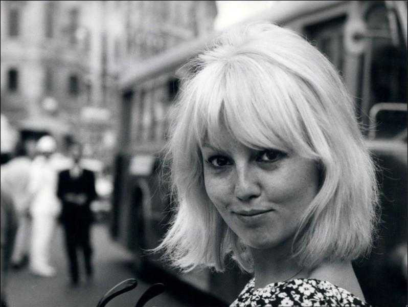 """Elle était Hélène dans la série des """"Fantômas"""", Muriel dans """"Tendre Voyou"""" et plus récemment Manou Berliner dans """"36 quai des Orfèvres"""" d'Olivier Marchal : c'est ..."""