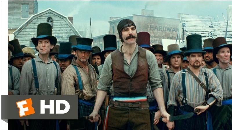 """""""Gangs of New York"""" est un film interprété par Robert de Niro."""