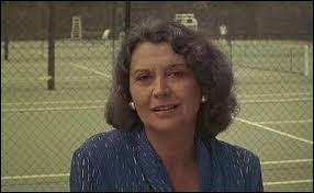 """Elle a joué dans """"Dites-lui que je l'aime"""" de Claude Miller, elle était la mère de Nicole Garcia dans """"Mon oncle d'Amérique"""", Madame Jouve dans """"La Femme d'à côté"""", la présidente du tribunal dans """"La Passante du Sans-Souci"""" : c'est ..."""