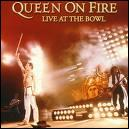 'Queen on fire, live at the Bowl' est un disque sur un live enregistré ?