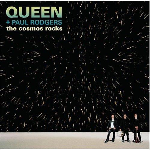 """""""The Cosmos rocks"""" est le dernier album studio (2008) du groupe (sans Freddie Mercury et sans John Deacon) associé au chanteur Paul Rodgers. Quel CD live retrouve-t-on inséré dans certaines éditions de cet album ?"""