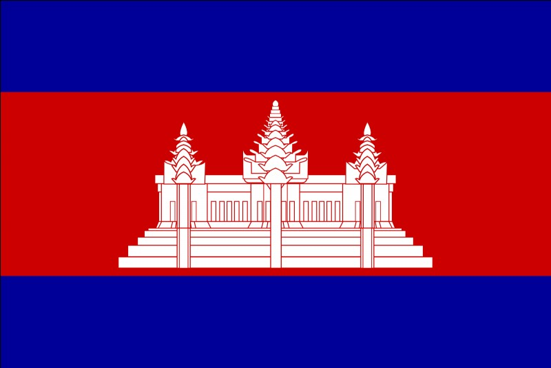Quelle est la capitale du Cambodge ?