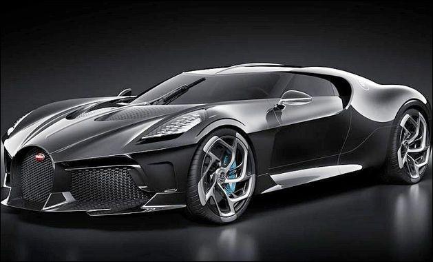 """Quel est le modèle de cette """"Bugatti"""" ?"""