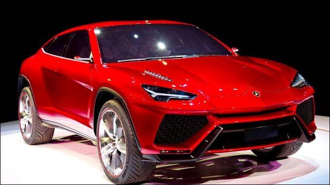 """Quel est le modèle de cette """"Lamborghini"""" ?"""