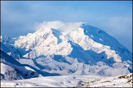 Où se trouve le Denali, anciennement appelé mont McKinley ?