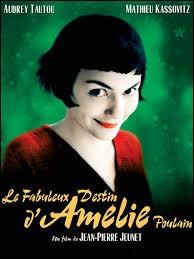 """Combien de prix a obtenus le film """"Le Fabuleux destin d'Amélie Poulain"""" ?"""