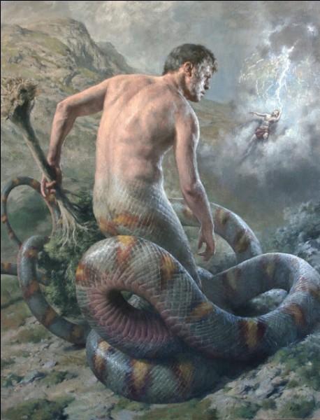 Vainqueur mais ce fut son plus dur combat contre le monstre le plus puissant. Qui est-il ?