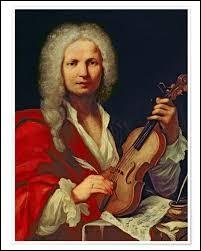 """Ce musicien italien a composé """"Stabat Mater"""" et """"Les Quatre Saisons"""" : il se prénomme ..."""