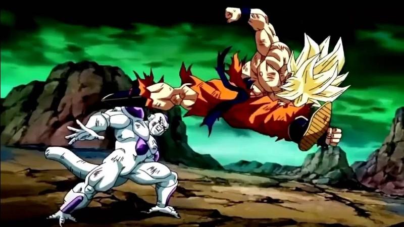 En quelle année, Goku bat-il Freezer pour la première fois ?