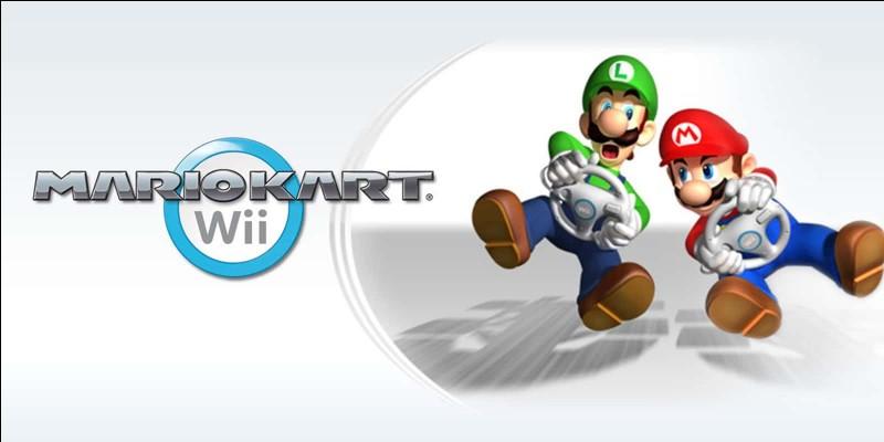 Qu'est-ce que le genre de Mario Kart Wii ?