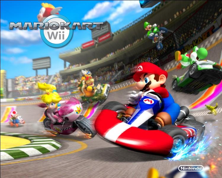 Quand est sorti Mario Kart Wii ?