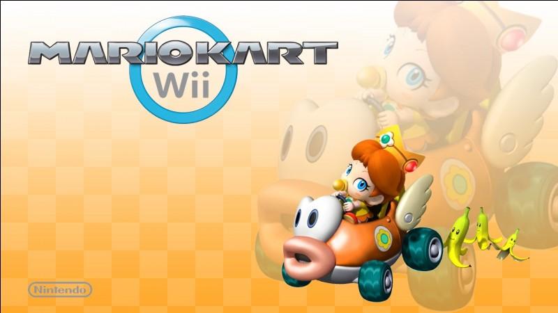 Y a-t-il les personnages de Splatoon sur Mario Kart Wii ?