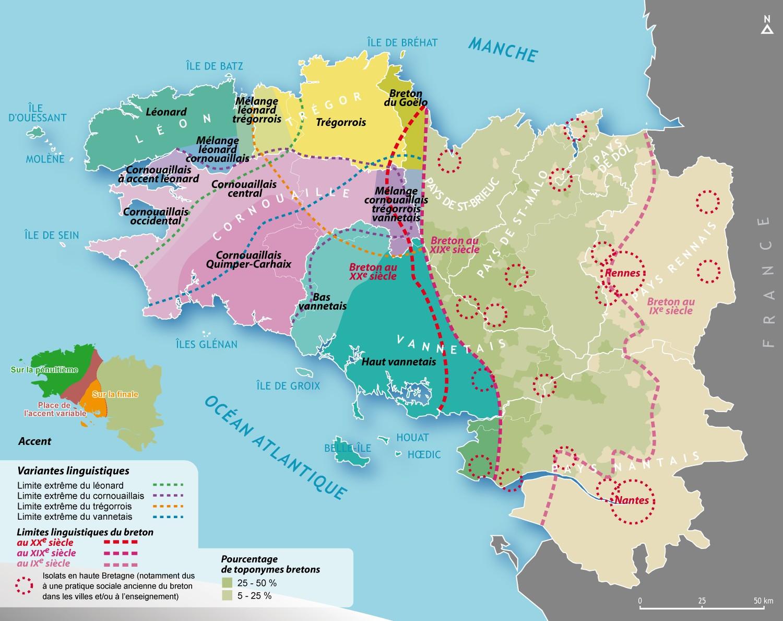 Connais-tu bien la Bretagne ?