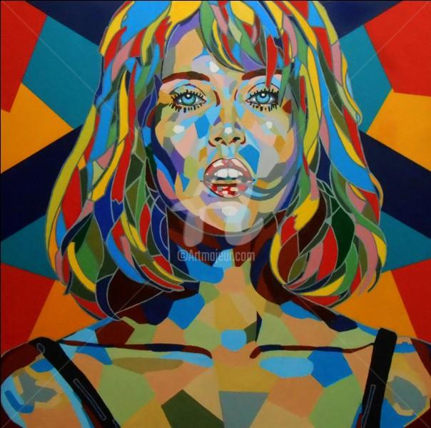 """""""Barbarella"""" est un long-métrage interprété par Jane Fonda."""