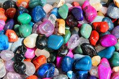 La couleur des pierres :