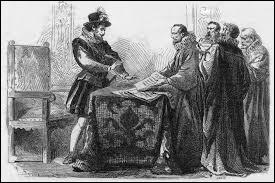 Par quel édit Louis XIV révoqua-t-il l'édit de Nantes ?