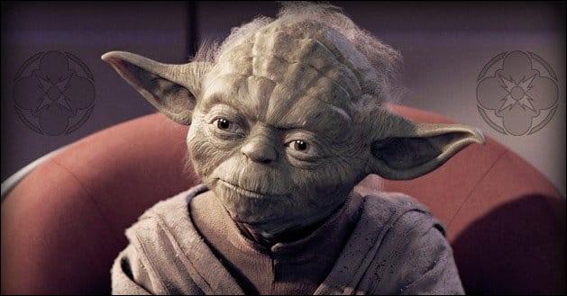 Qu'est-ce qui est une citation de Yoda ?