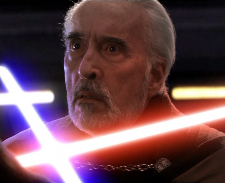 Quel est le nom de Sith du comte Dooku ?