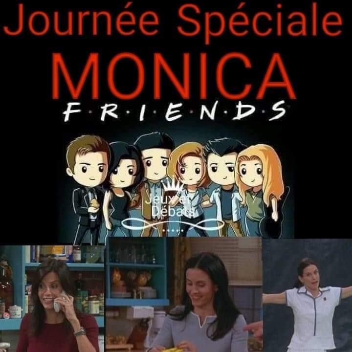 Quiz difficile Monica