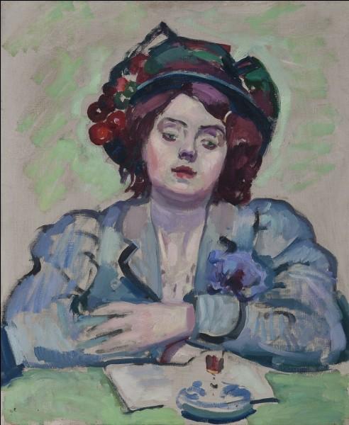 """Qui est le peintre de """"La Petite Lina"""" ?"""