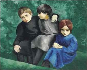 """Qui est le peintre des """"Trois Orphelins"""" ?"""