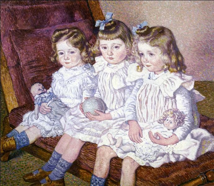 """Qui a représenté ces """"Trois sœurs"""" ?"""
