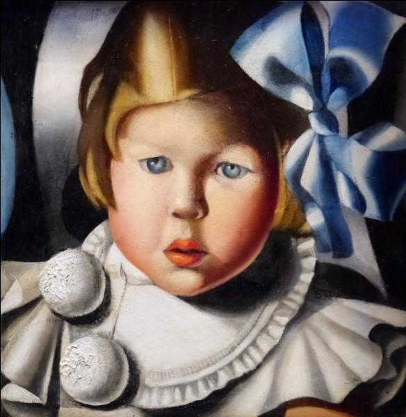 À qui appartient ce portrait d'enfant ?