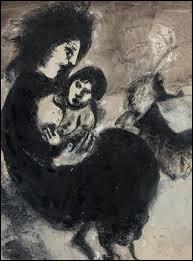 """Qui est l'artiste ayant peint """"Mère et enfant, la guerre"""" ?"""