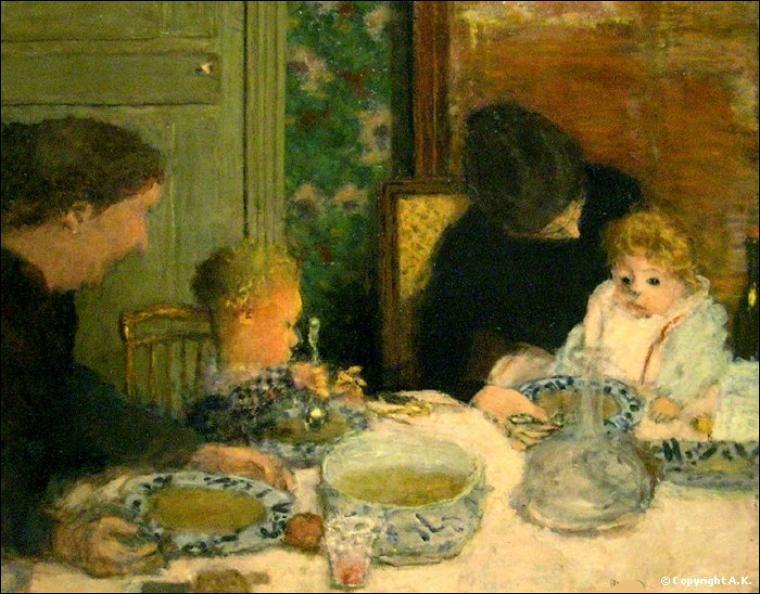 """Qui a peint """"Le Repas des enfants"""" ?"""