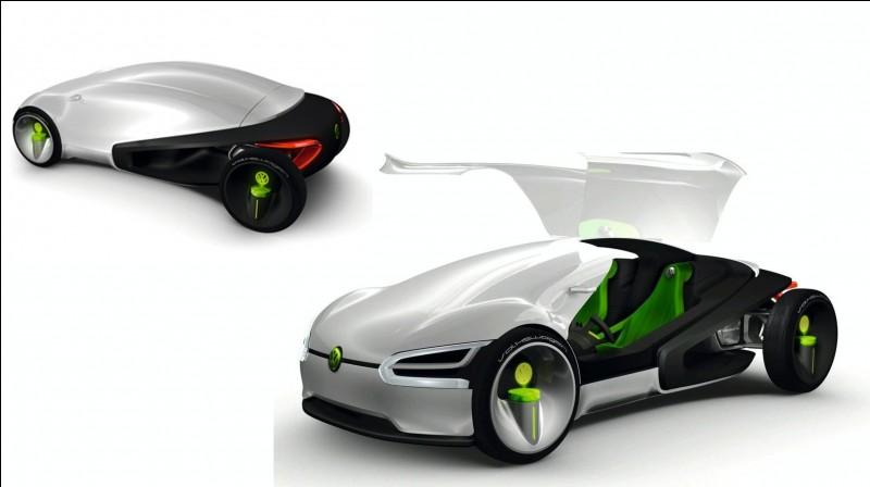 Il s'agit d'un concept biplace hautes performances imaginé en 2008 par Volkswagen.