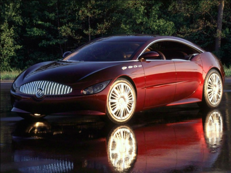 Durant l'année 2000, cette voiture a été le concept-car officiel de Buick, dans les salons internationaux.