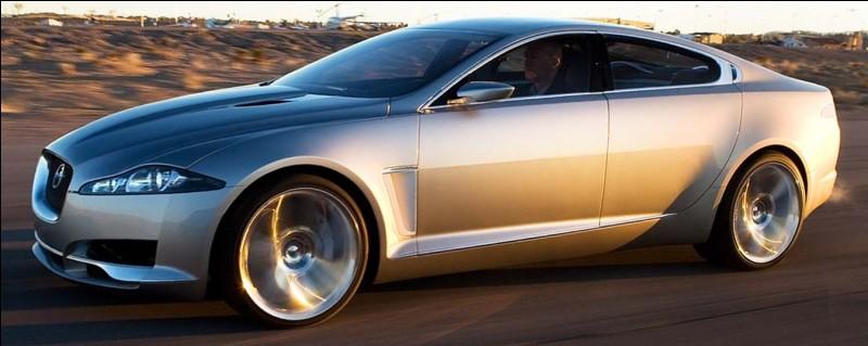 """Exposée pour la première fois en 2007 au Salon de Detroit, cette Jaguar fut conçue pour """"attirer le regard"""". Pour y parvenir, l'esthétique séduisante de la marque a été poussée à l'extrême."""