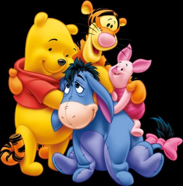 Comment s'appelle l'endroit où vivent Winnie et ses amis ?