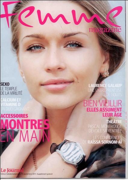 Allons acheter un magazine pour faire passer le temps !