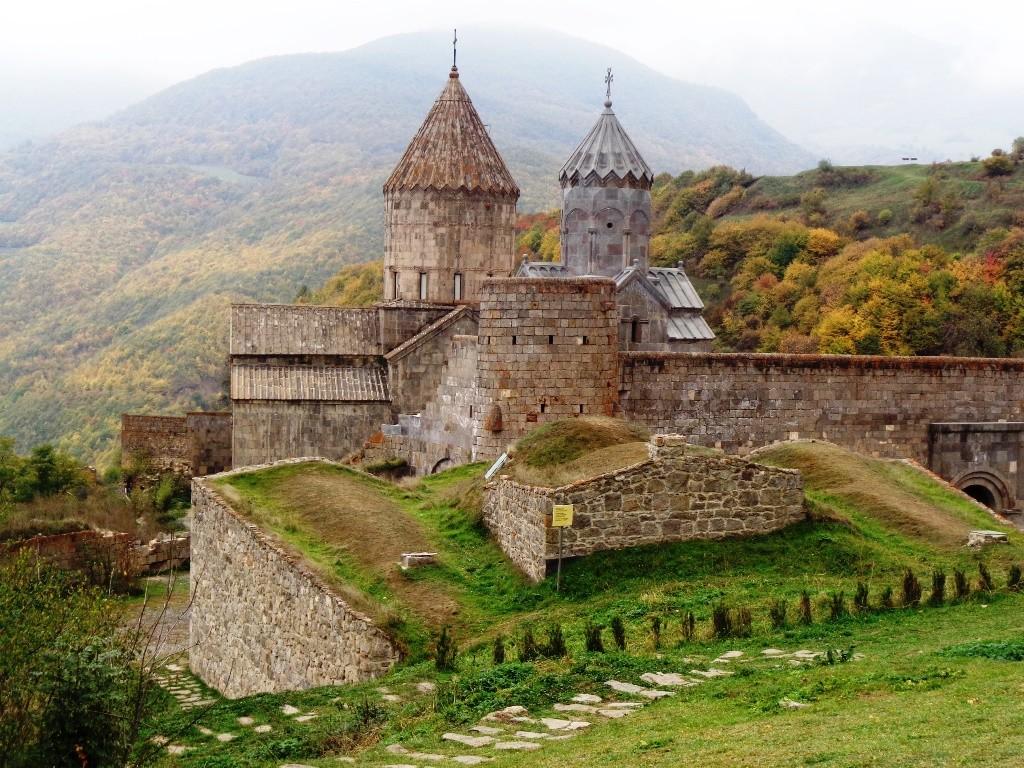 Pays à ne pas confondre : le Caucase