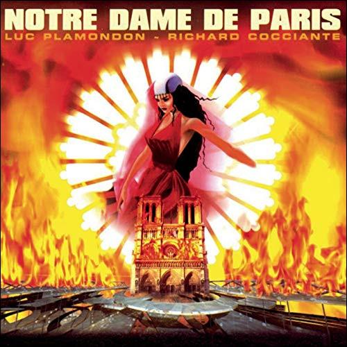 ''Belle'', une des chansons de la comédie ''Notre-Dame de Paris'' est interprétée par Garou, Patrick Fiori et... (lien pour clip)