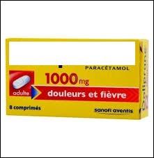 C'est un antalgique utilisé contre les douleurs et la fièvre. De qui s'agit-il ?
