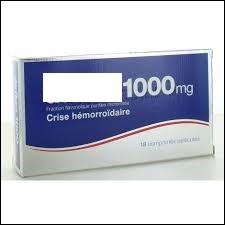Ce médicament est un veinotonique. De qui s'agit-il ?