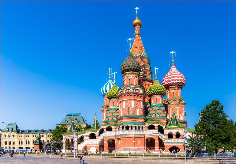 Un indice : Moscou