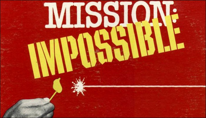 Un indice : Mission Impossible