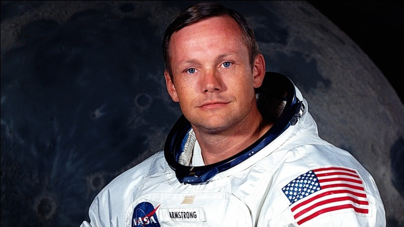 Un indice : Neil Armstrong