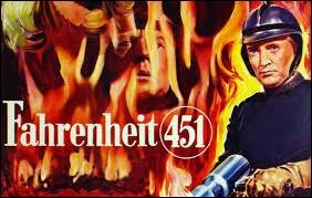 """Qui est le réalisateur du film """"Fahrenheit 451"""" ?"""