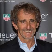 Dans quel sport s'est illustré Alain Prost ?