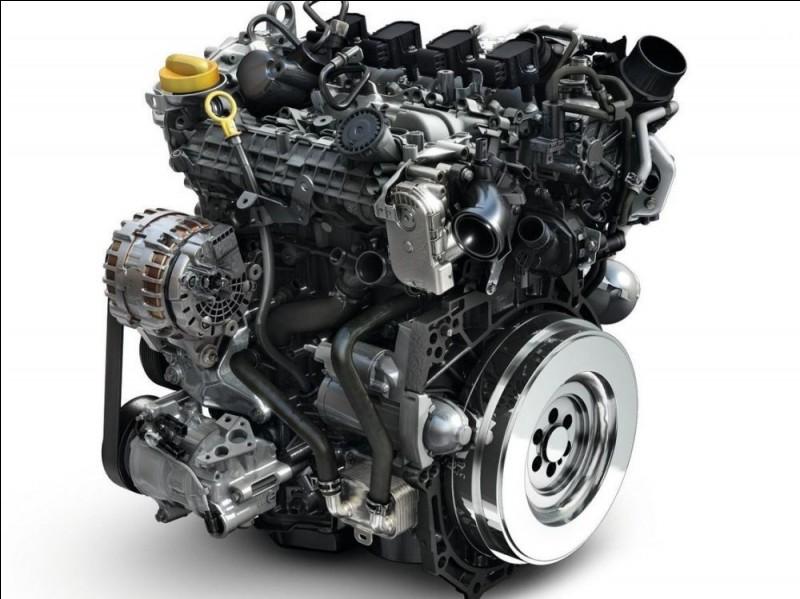 Combien de cylindres compte son moteur ?