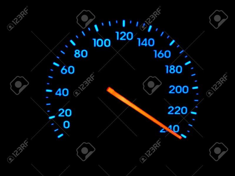 Quelle est sa vitesse maximale ? ... km/h