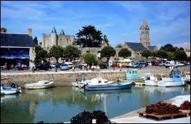L'île de Noirmoutier se trouve dans les Pays-de-la-Loire.