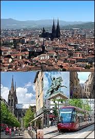"""Clermont-Ferrand se trouve dans un département commençant par la lettre """"O""""."""