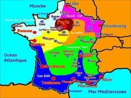 Géographie française : vrai ou faux. (AC)