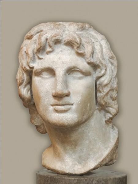 Qui est le père d'Alexandre le Grand ?